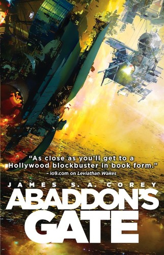 Excerpt From 'Abaddon's Gate'