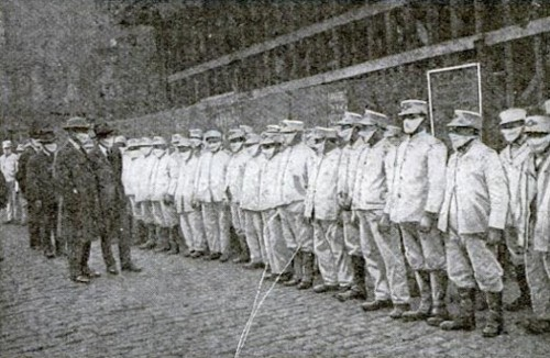 Popular Science's Strange Reporting Of The 1918 Spanish Flu Pandemic