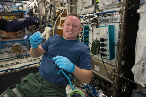 NASA Is 3-D Printing Tools In Space Like Crazy