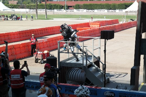 The DARPA Robotics Challenge Was A Bust