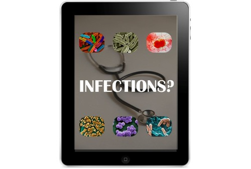 I is For Infection? The Role of iPads in Pathogen Spread