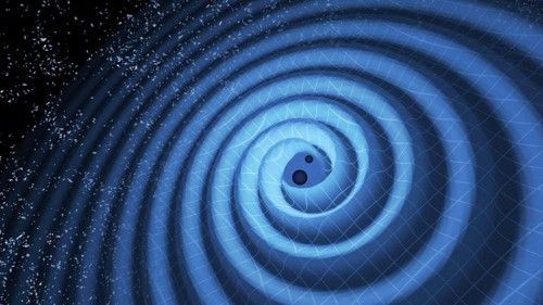 We may have evidence of a neutron star smashing into a black hole