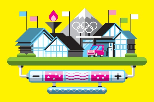The Olympic Village Of The Future