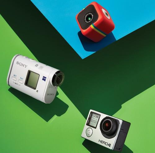 3 Tiny, Rugged Cameras For Every Purpose