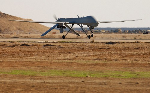 ISIS And America Both Lost Drones This Week