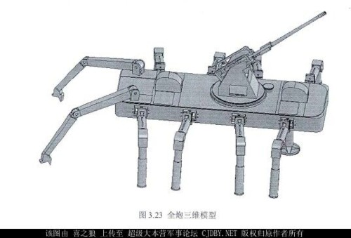 Are Weaponized 'Crab Walker' Robots The Future Of Chinese Land Wars?