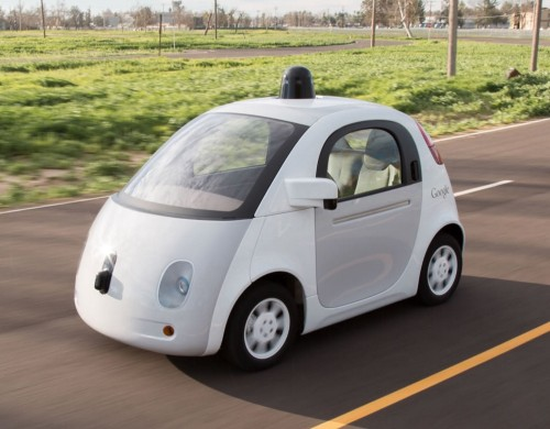 Google's Driverless Car Project Will Become Its Own Alphabet Company