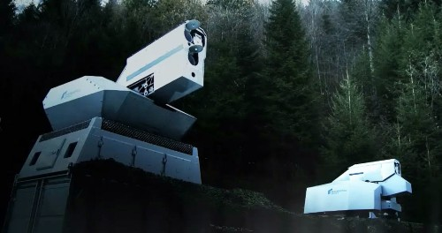 This German Laser Is Made To Shoot Down Drones