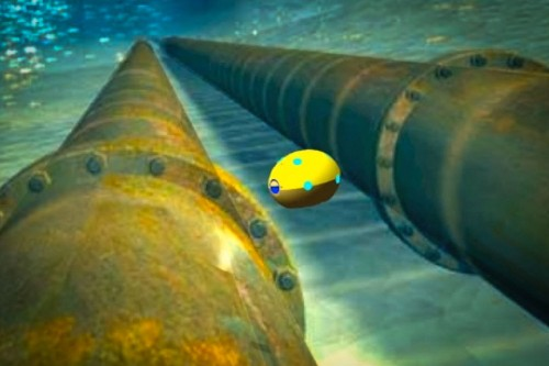 Robot Orb Could Scan Cargo Ships With Ultrasound