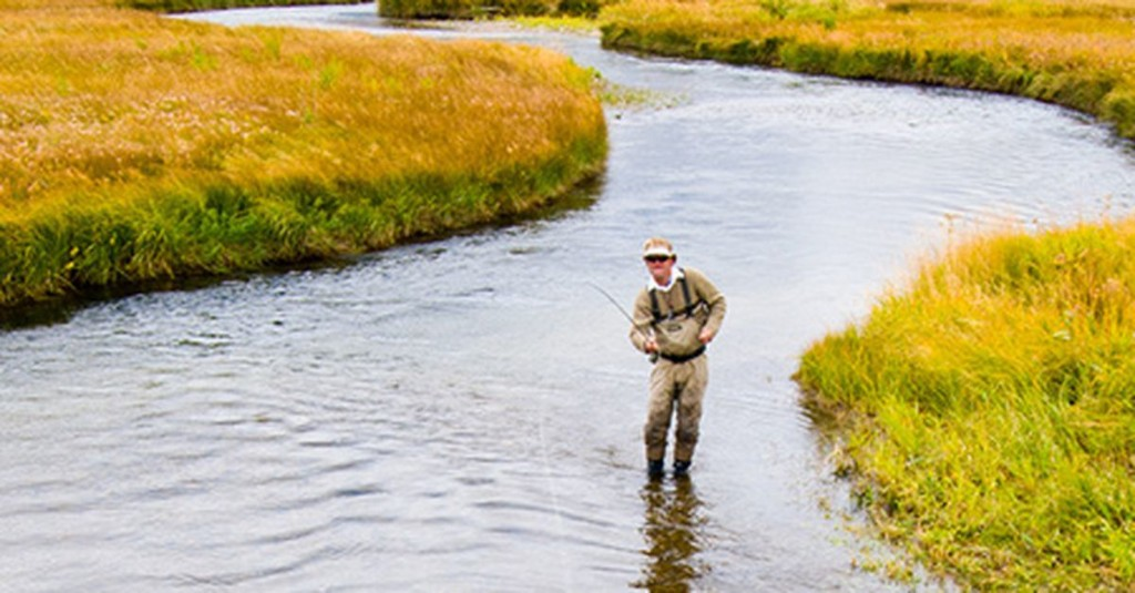 A beginner's guide to catching trout—even in autumn