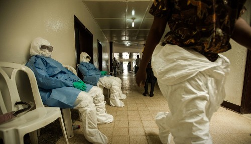 Another U.S. Healthcare Worker Contracts Ebola