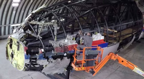 Dutch Investigation Confirms Ground Missile Shot Down Flight MH17