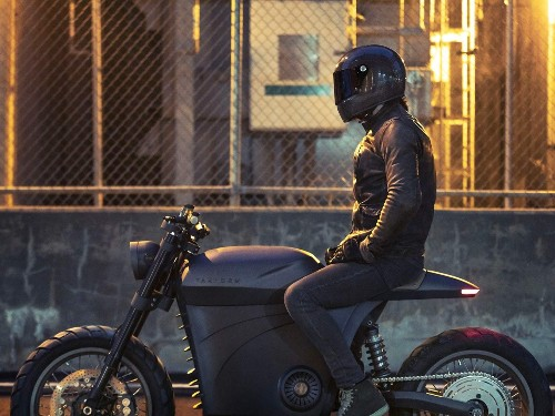 The most exciting electric motorcycles of 2019