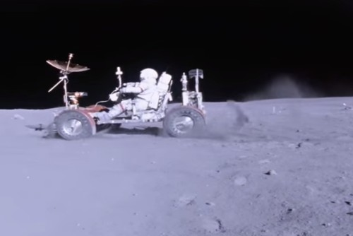 Proof we landed on the Moon is in the dust