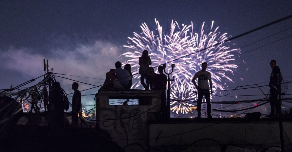Three safe ways to enjoy fireworks during a pandemic