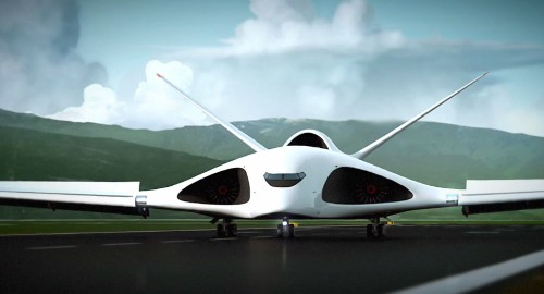 Look At This Ridiculous Russian Supersonic Cargo Plane Concept