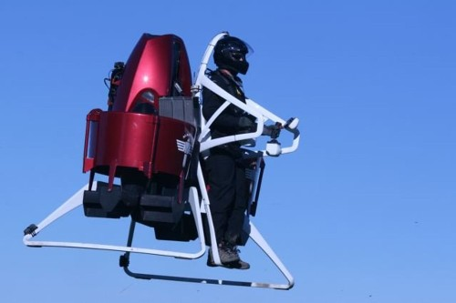 Jetpack Company Loses $5 Million In Its First Year