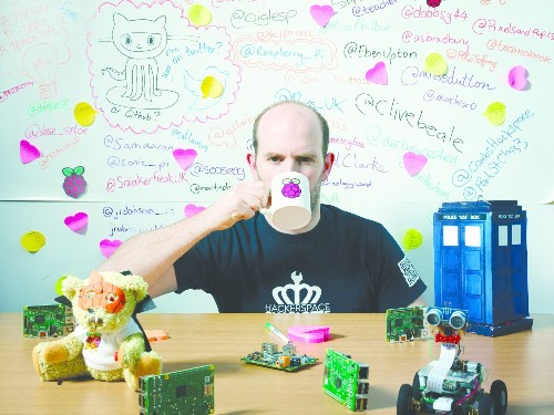 How The Raspberry Pi Sparked A Maker Revolution