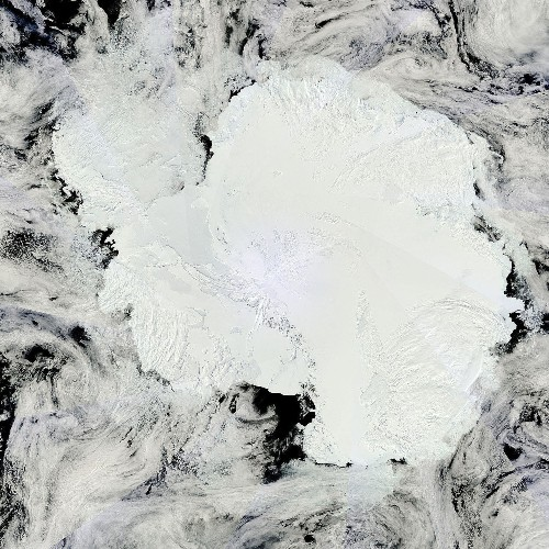 Parts Of Antarctica's Ice Sheet Seem To Be Growing. No, Global Warming Is Not Over.