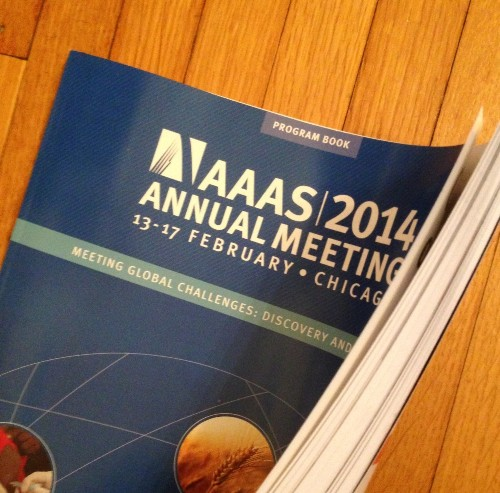 11 Things I Learned Reading Every Last Word Of The AAAS Meeting Program Book