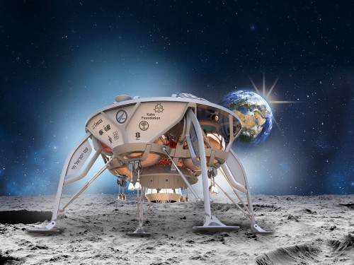 Israeli XPrize Team Becomes First To Book A Ticket To The Moon