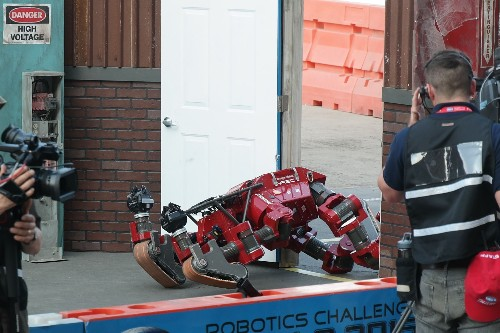 For Autonomous Robots, The School of Hard Knocks Is In Session