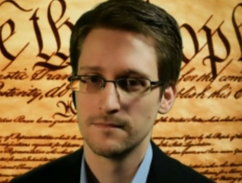 Edward Snowden On How To End Mass Surveillance