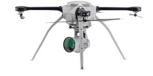 Manchester Firemen Use Drones With Infrared Cameras To Fight Fires