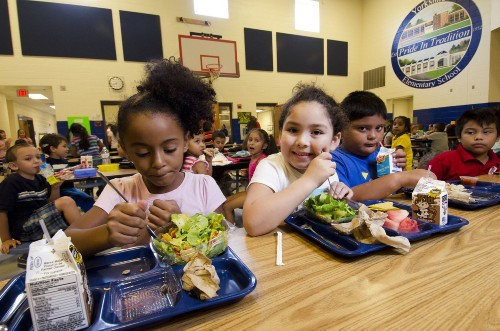 Back-To-School Lunch: Students To See Healthier Fare This Fall