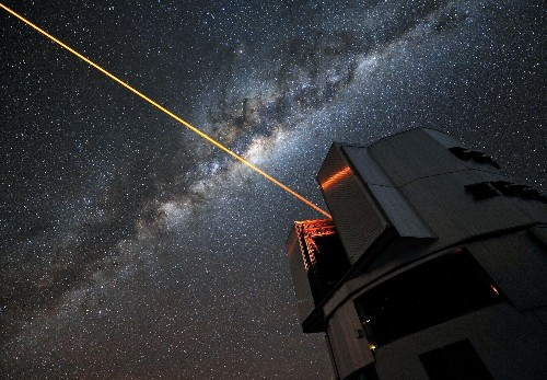 A Laser Cloak Could Shield Earth From Aliens