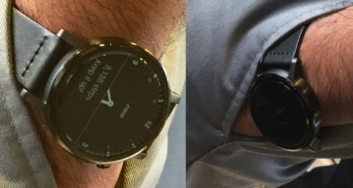 New Moto 360 And Samsung Gear S2 Photos Leaked Ahead Of IFA 2015