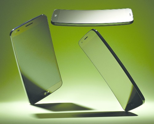 Curved Phones Are No Gimmick