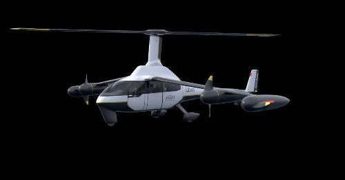 This frankencopter could be Uber's flying taxi of the future | Popular Science