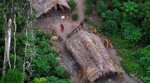 Researchers Track Isolated Amazonian Tribe With Google Earth