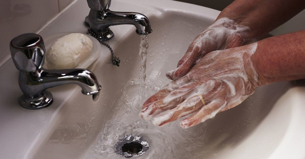 Hand washing trumps sanitizer when it comes to beating viruses