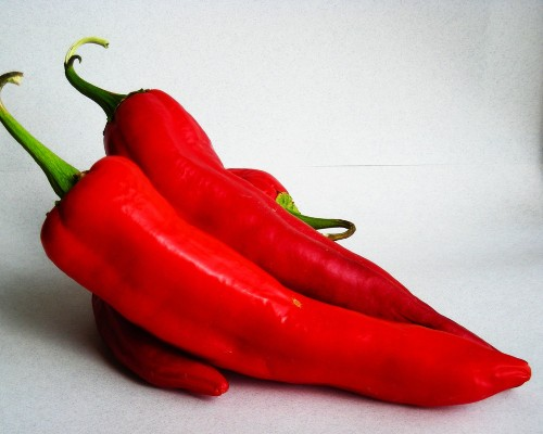 Finding What Puts The Heat In Hot Peppers