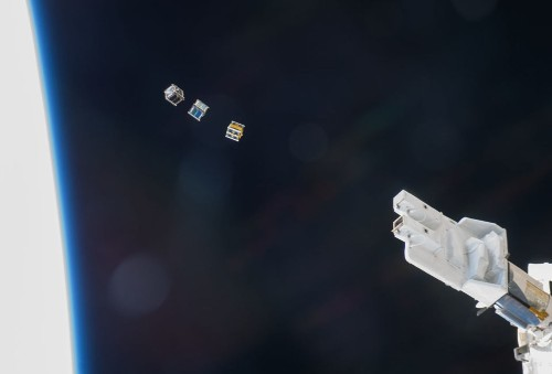 Do Small Satellites Make For More Space Junk?