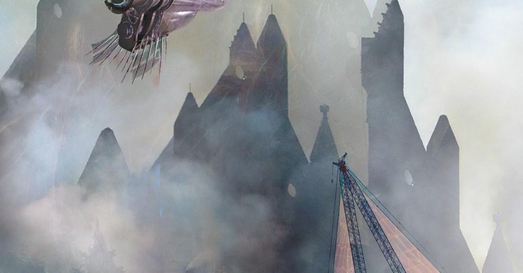 Silkpunk Sci-Fi Author Ken Liu Talks Fantasy, Technology and the Future of the Human Race