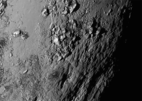 Pluto Might Have Ice Volcanoes On Its Surface