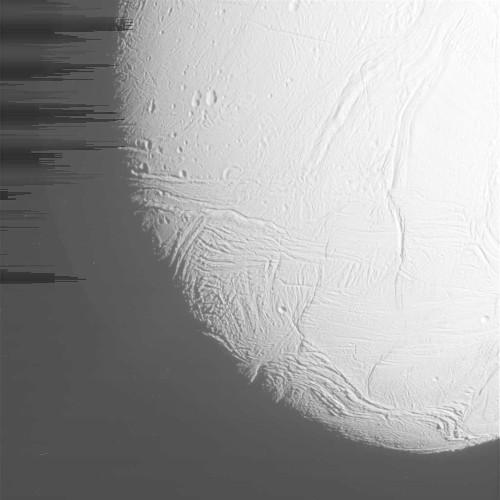 Spacecraft Makes Deepest Dive Yet Through Alien Geyser