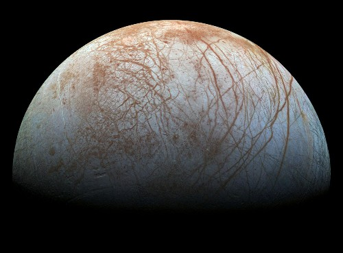 Laser-Armed Cryo Robots Could Explore Europa For Alien Life