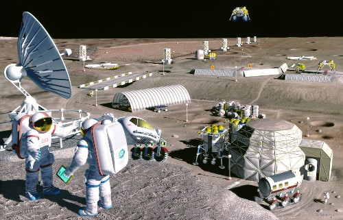 We Could Be Living On The Moon In 10 Years Or Less