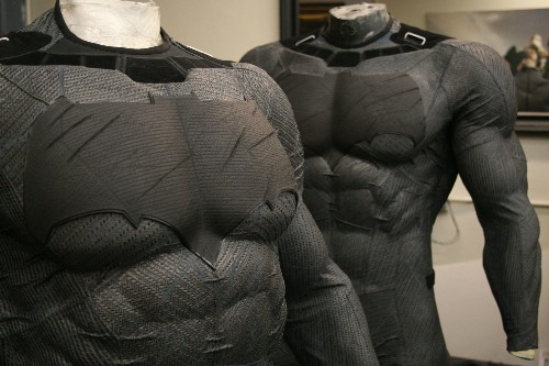 Superhero Costume Creator Designed A Space Suit For SpaceX
