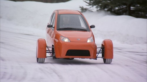 Elio Motors Named a 2015 Top Automotive Startup