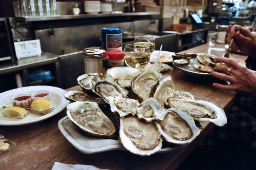 4 Acidic Ocean 'Hot Zones' That Threaten Oyster And Clam Populations