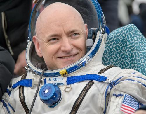 Astronaut Scott Kelly Thinks NASA Should Provide Lifetime Medical Care