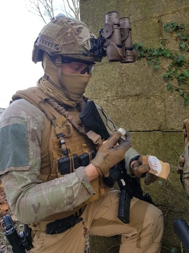 Tasty homemade 'energy balls' could help French soldiers get the fuel they need