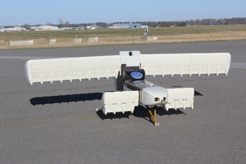 Watch DARPA's VTOL Drone Perform Its First Vertical Take-Off