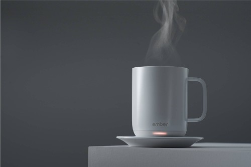 This temperature-control mug is the best product I've tried this year