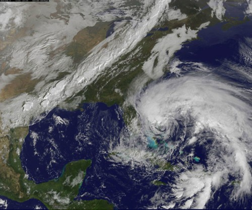 Why Can't We Stop A Hurricane Before It Hits Us?